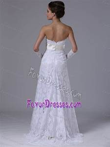 wedding dresses low prices bowknot decorated strapless With low cost wedding dresses