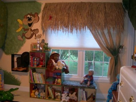 Themed Bedrooms For Adults Jungle Theme Bedroom Jungle