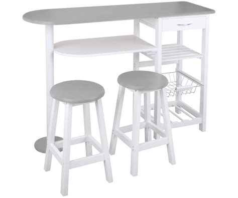 table cuisine 2 personnes table de bar soldes