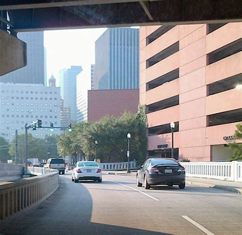 Performing Arts Parking Garage by How The Hobby Center Garage Can Stop Traffic After The