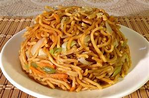 How To Make Vegetable Lo Mein-Chinese Food Recipes ...