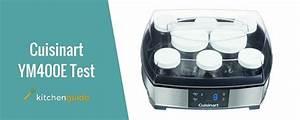 Joghurtbereiter My Yo : cuisinart ym400e joghurtmaschine testbericht ~ Markanthonyermac.com Haus und Dekorationen