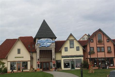 river place picture of frankenmuth river place shops