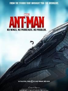 ANT MAN Poster #7 Falcon by Cag3dRav3n on DeviantArt