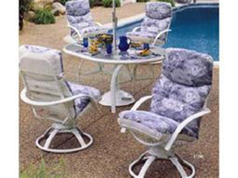 Homecrest Patio Furniture Replacement by Homecrest Replacement Cushions Collection At