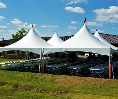 marquee frame tent party  wedding rentals  denton  north texas  star rental
