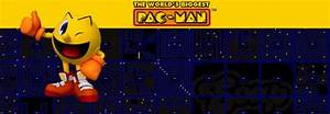 The World's Largest Pac Man Game Has 10,000 Levels And ...