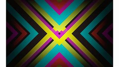 4k Abstract Wallpapers Colorful Marks Spot Wave