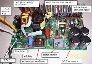 Model Cs6000 Power Converter