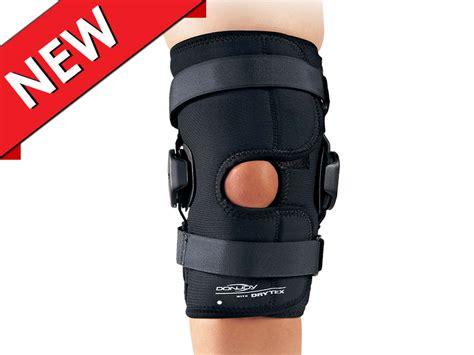 donjoy 174 drytex deluxe hinged knee brace