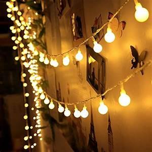 Led Lichterkette Glühbirne : led lichterkette bunt 10 meter preisvergleich die besten angebote online kaufen ~ Whattoseeinmadrid.com Haus und Dekorationen