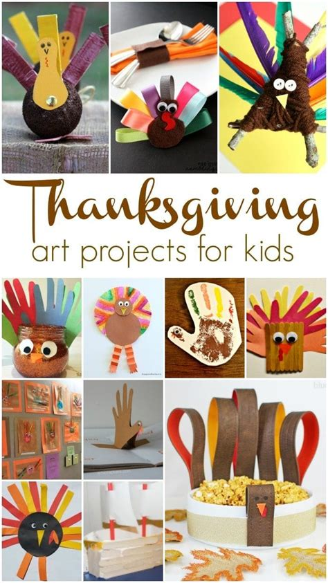 easy thanksgiving crafts  typical mom