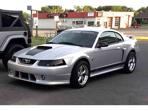 2004 Ford Mustang Gt by 2004 Ford Mustang Gt For Sale Classiccars Cc 1057508