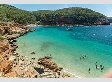 Cala Salada Beach Ibiza Spotlight