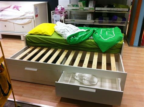 trundle bed ikea trundle bed from ikea with storage can add a flaxa 15354