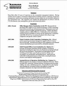 office manager resume summary free samples examples With free resume summary