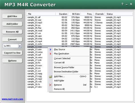 mp3 converter iphone freware shareware mp3 to iphone m4r converter downloads
