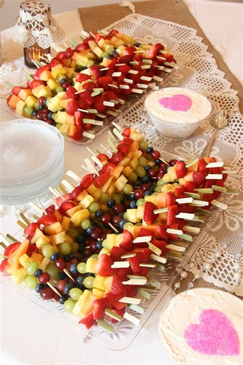 Best Food For Bridal Shower by Best 25 Shower Foods Ideas On