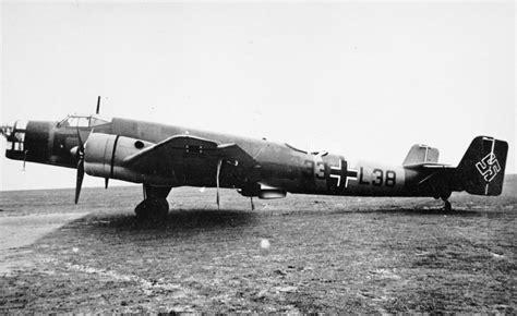 Junkers Ju-86 | Aircraft of World War II - WW2Aircraft.net ...