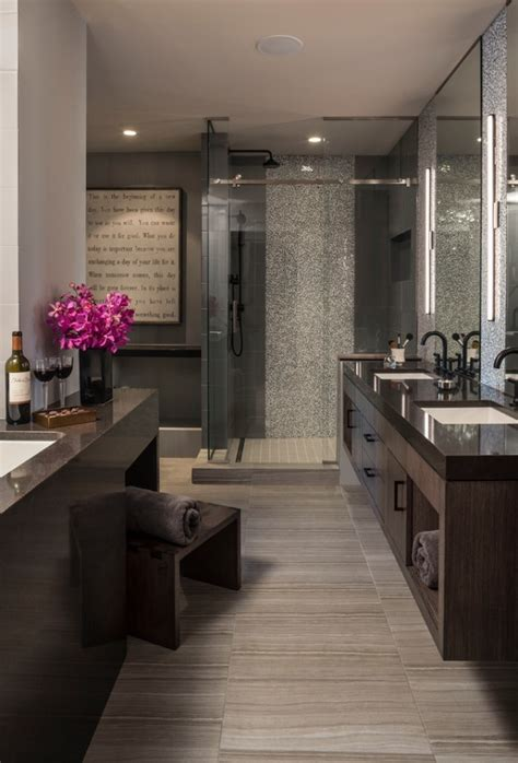 tremendous contemporary bathroom interior designs