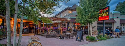 Dinner Menu - Silverheels Restaurant - Frisco, Colorado