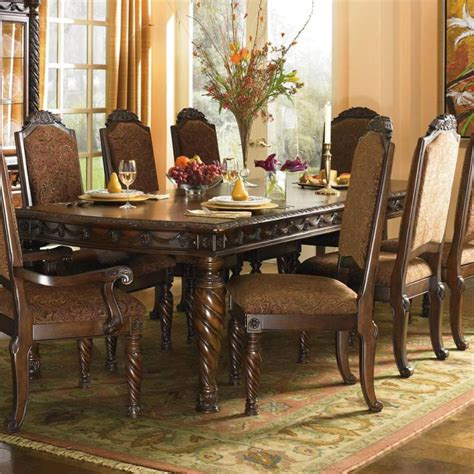 Best Ashley Furniture Dining Room Sets — Tedx Decors. Glass Top Dining Room Table Sets. Cottage Living Room Design Ideas. Orange Kids Room. Room Washing Games. Dining Room China Cabinet Hutch. Cool Things For A Dorm Room. Easy Room Dividers To Make. Great Parnassus Cancun Family Room