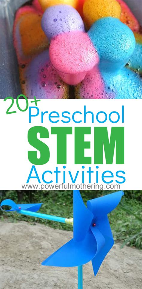 20 preschool stem activities for engaging and encouraging 165 | Preschool STEM Activities