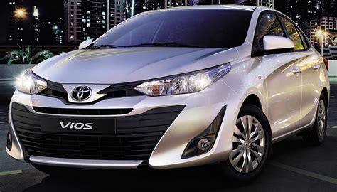 Toyota Vios Image by 2019 Toyota Vios Rear High Resolution Image New Autocar
