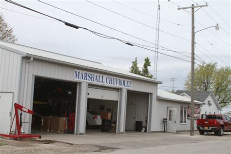 Marshall Chevrolet by Marshall Chevrolet The Source