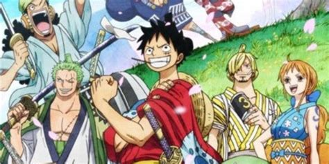 piece reveals  wano anime visual
