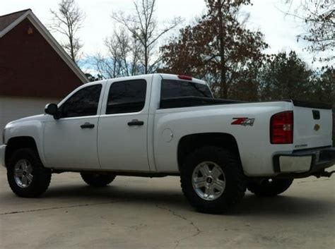 nnbs leveling kits  tire sizes page  chevy truck