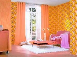 stil einrichtung wohnideen mobel designermobel With markise balkon mit barock tapete wohnzimmer