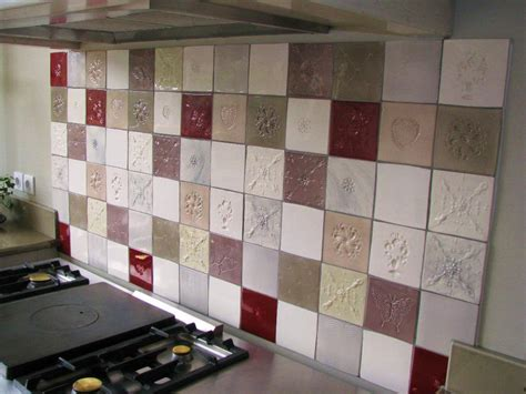 carrelage cuisine provencale photos cuisine carrelage mural cuisine carreaux et faience