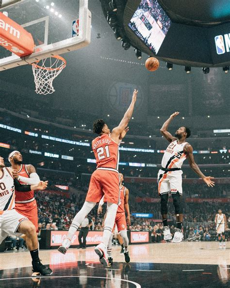 gallery clippers  trail blazers  los