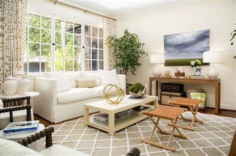 sofa table transitional living room jennifer worts