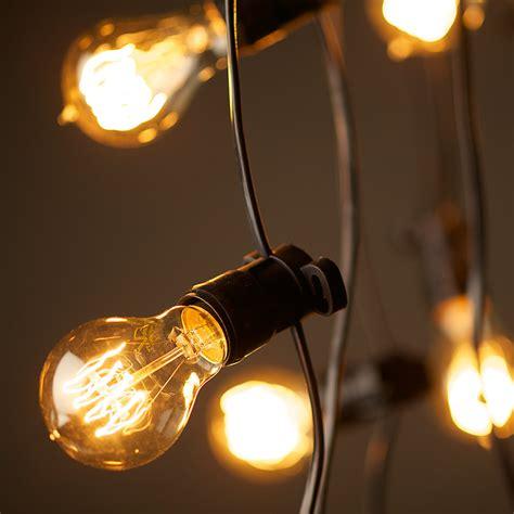 string lights festoon lighting