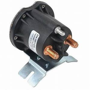 Solenoid Start Switch For Monarch Pump M