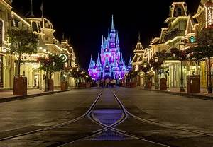 Walt Disney World - Magic Kingdom - Main Street and ...