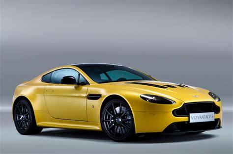 2014 Aston Martin V12 Vantage S Unleashes The Speed