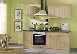 Küchen Ohne Elektrogeräte : k che 210 cm ohne elektroger te und sp le ~ Orissabook.com Haus und Dekorationen