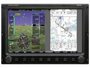 Sv-d700 7 Inch Skyview Display With Main Wiring Harness  From Dynon  Dynon-sv-d700