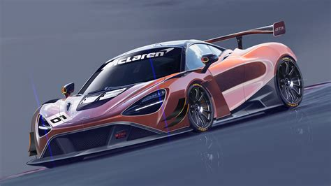Racing Series by Mclaren To Launch One Make Racing Series In 2018 New 720s