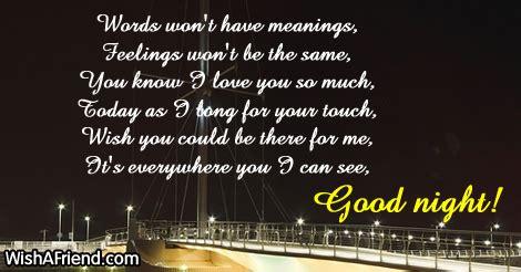 words wont  meanings feelings wont romantic good