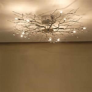 Deckenleuchte 80 Cm Durchmesser : lhg deckenleuchte treelamp chrom mit 80cm durchmesser ~ A.2002-acura-tl-radio.info Haus und Dekorationen