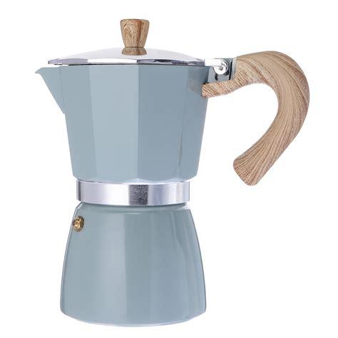 Best drip coffee makers 2021 description. 150/300ML Aluminum Italian Stovetop Espresso Coffee Maker,Drip Coffee Percolator Kettle, Stove ...