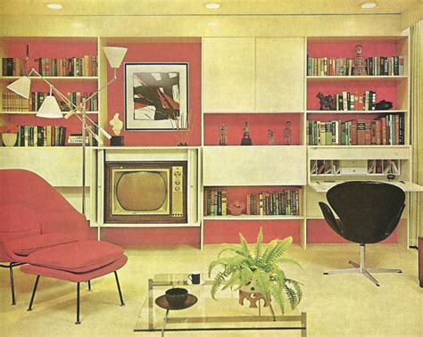 retro home style home interiors 1960s vintage home decorating 1960s style home decor retro decor pinterest