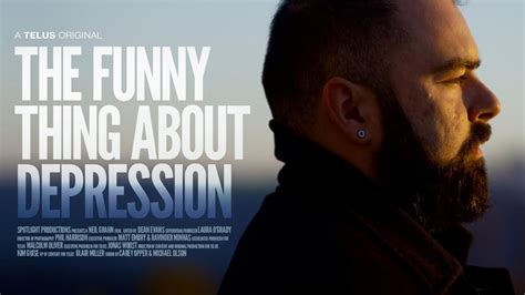 The Funny Thing About Depression - YouTube