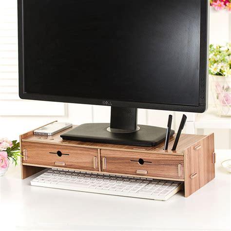 desk organizer monitor stand keyboard organizer reviews online shopping keyboard
