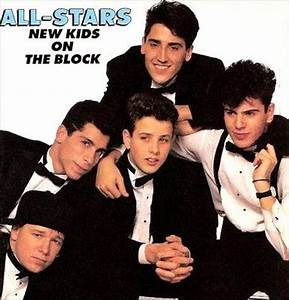 1989 New Kids on the Block | The 80s | Pinterest | The ...