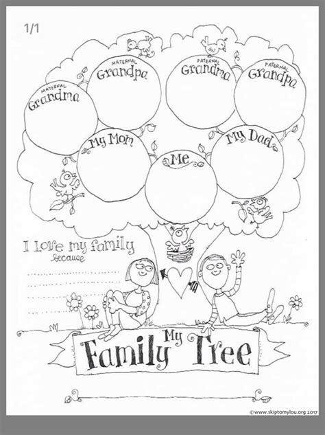 pin  hsu annie  kid  images family tree